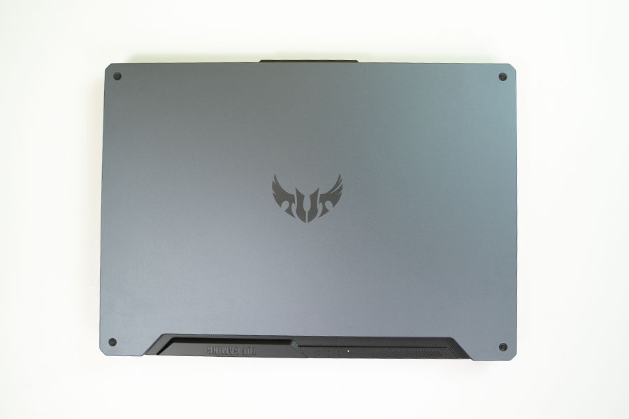 Asus TUF Gaming A15 Laptop Lid