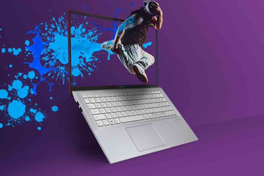 Asus VivoBook S15 Design Display