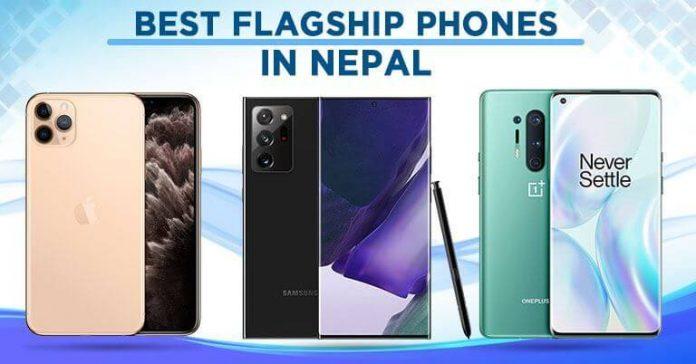 Best Flagship Smartphones in Nepal [August 2020]