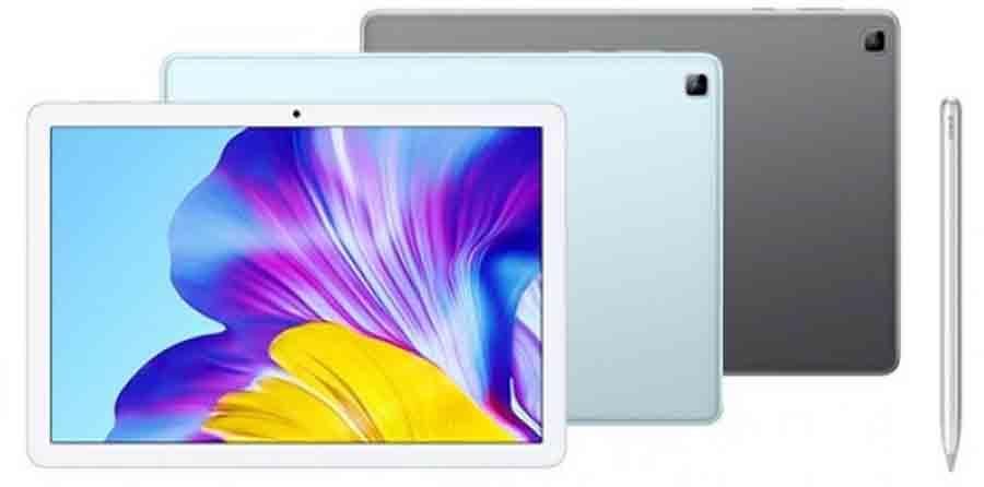 Honor Tablet X6 6 design display