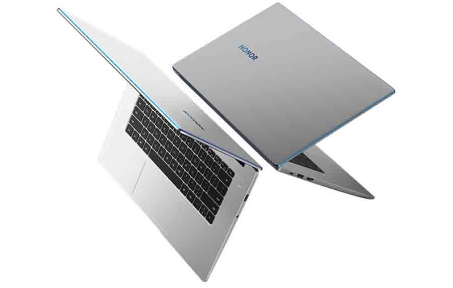 Honor magicbook 14 15 ryzen 2020 design