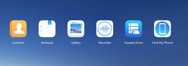 Huawei Cloud - Find My Phone