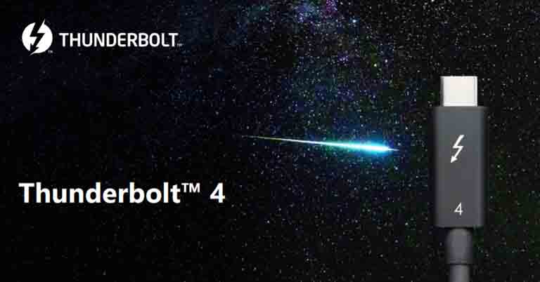 Intel Thunderbolt 4 Announced: Specifications, Features ...