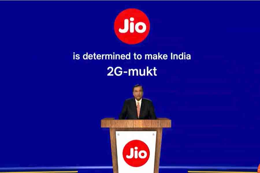 Jio 2g mukt campaign
