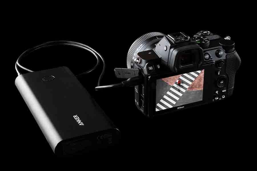 Nikon Z5 continuous power supply