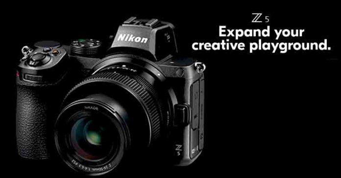 Nikon Z5 unveiled specs price Nepal availability