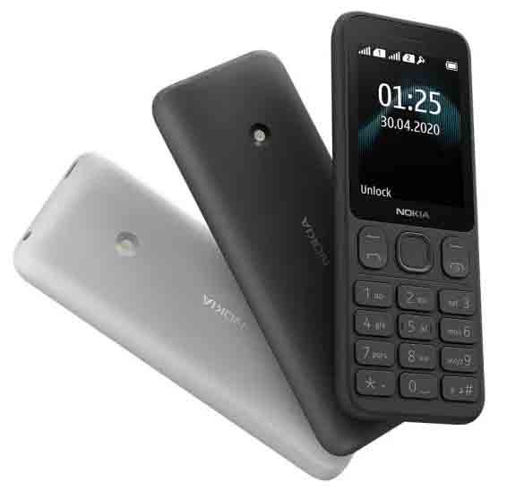 Nokia 125 Design feature phone specs