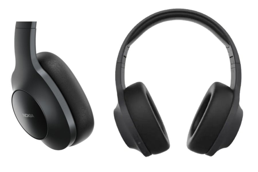 Nokia Essential Wireless Headphones E1200 (Black)