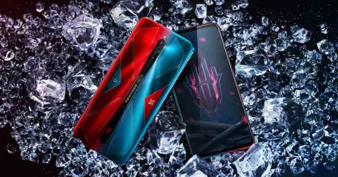 Nubia Red Magic 5s launched specs features expected price in Nepal availability