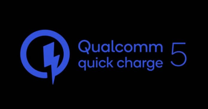 Qualcomm Quick Charge 5 Announced