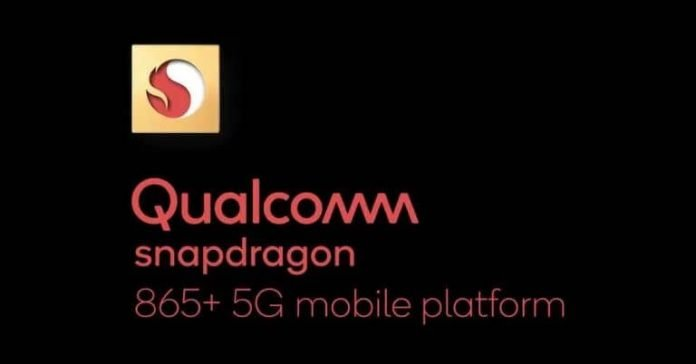 Qualcomm Snapdragon 865+ goes official