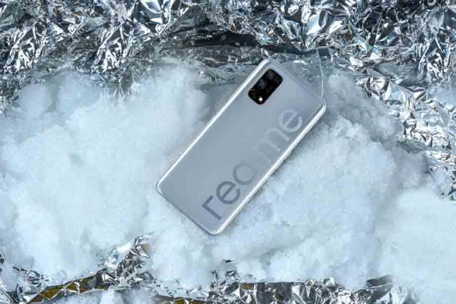 Realme V5 Design leaked render