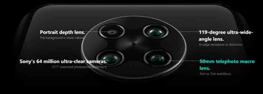 Redmi K30 Ultra Camera setup