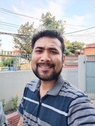 Redmi note 9 Pro normal selfie 1