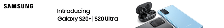 Samsung S20 Ultra Ad