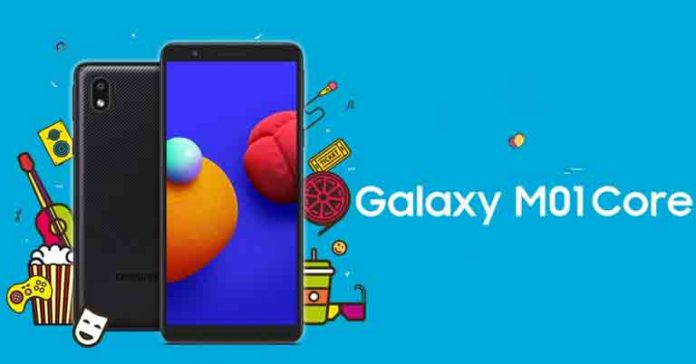 Samsung Galaxy M01 Core Launched specs price in Nepal availability