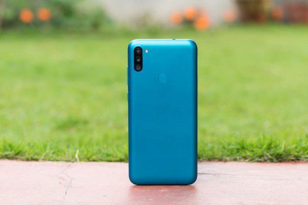 Samsung Galaxy M11 - Metallic Blue