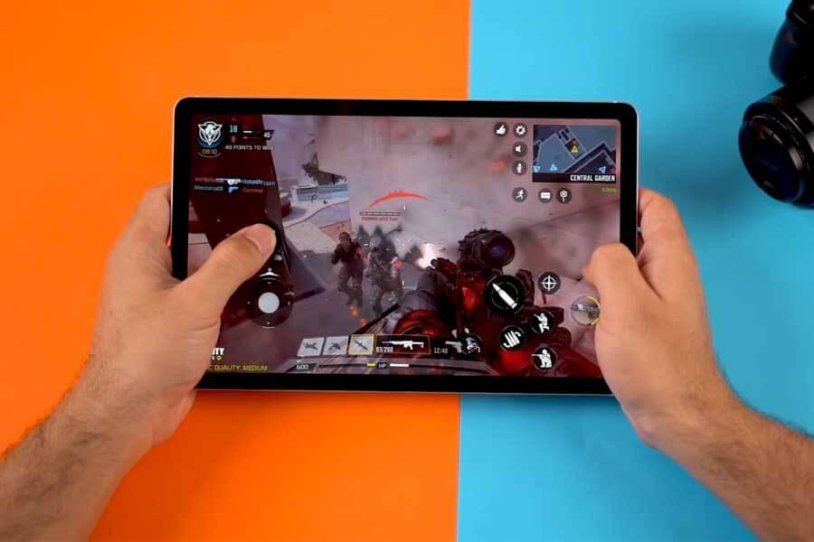Samsung Galaxy Tab S6 Lite - Gaming