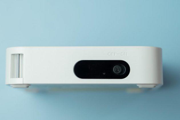 ViewSonic M1 Mini - Power Switch