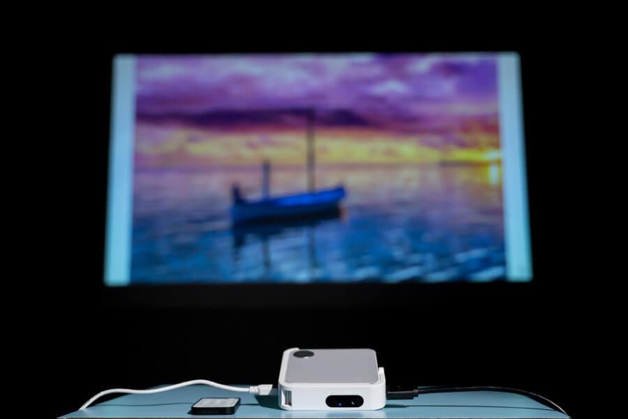 ViewSonic M1 Mini - Projection [1]