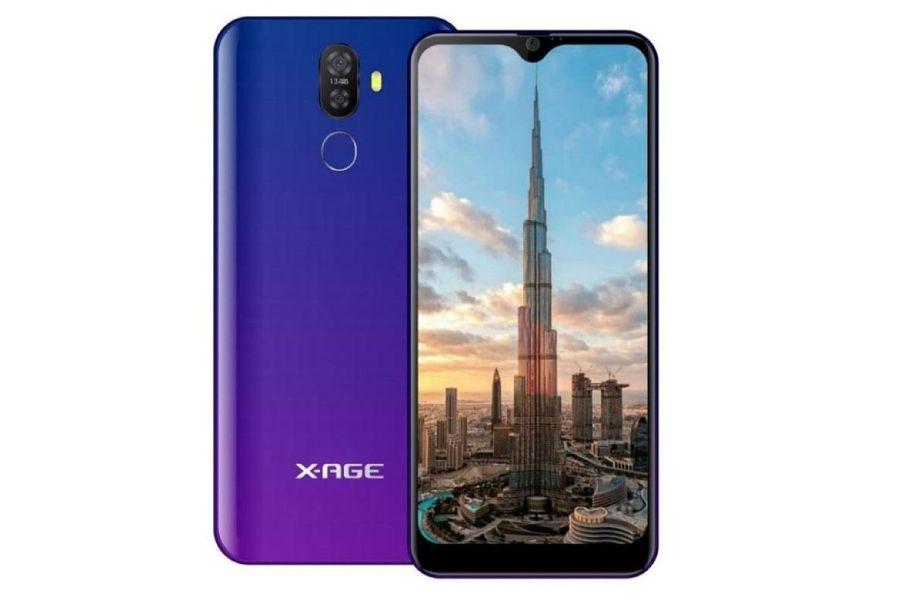X-Age G2 - Blue