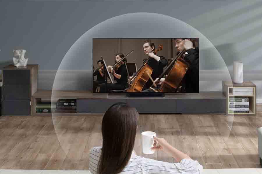 Xiaomi Mi Master TV 3D panaroma sound