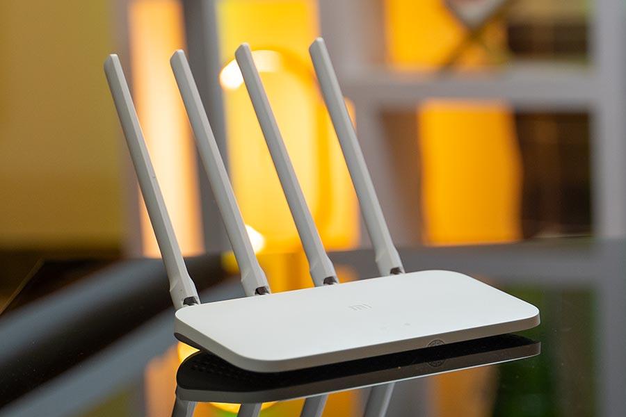 mi router 4c design