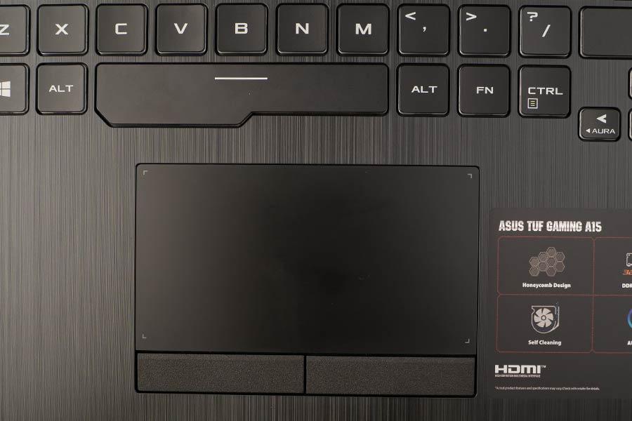 FA506 Trackpad