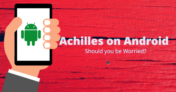 Achilles vulnerabilities on Android Qualcomm Snapdragon chipsets