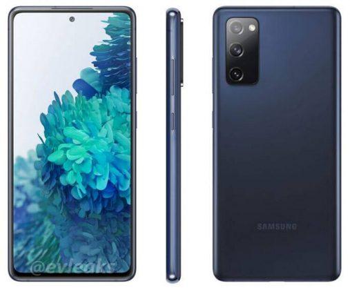 Galaxy S20 FE - Dark Blue