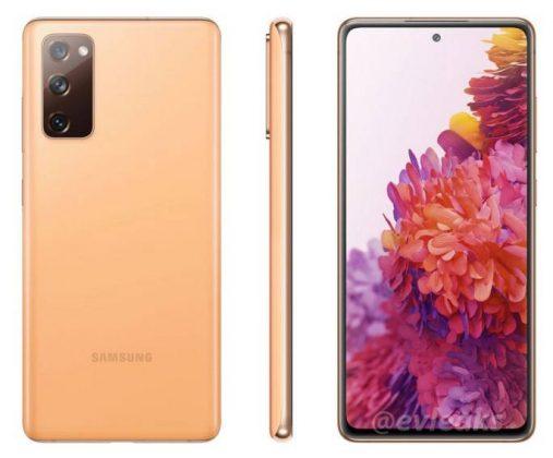 Galaxy S20 FE - Orange