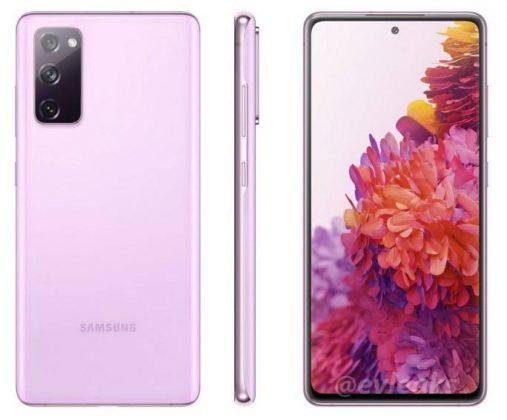 Galaxy S20 FE - Pink