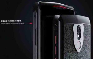 Gionee M30 Design