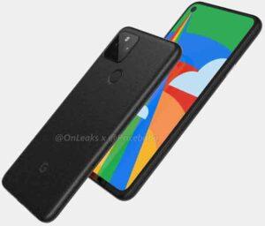 Google Pixel 5 leaked render specs rumors price Nepal availability