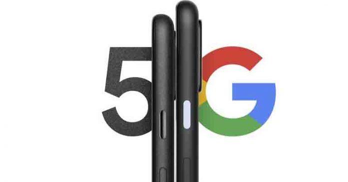 Google Pixel 5 teaser