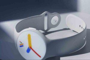 Google Pixel Watch design by Tsai