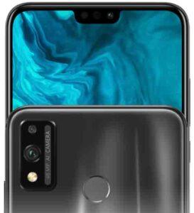 Honor 9X Lite Camera setup