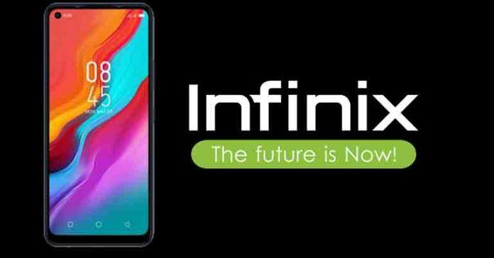 Infinix Hot 10 render