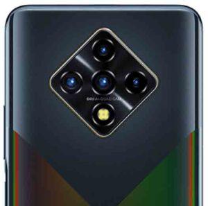 Infinix Zero 8 camera setup