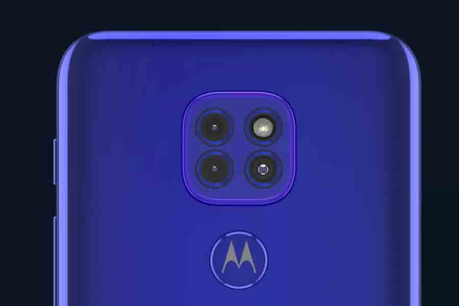 Moto G9 camera placement