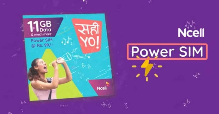 Ncell Power SIM review
