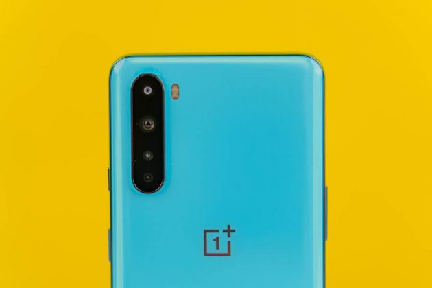 OnePlus Nord - Back Cameras