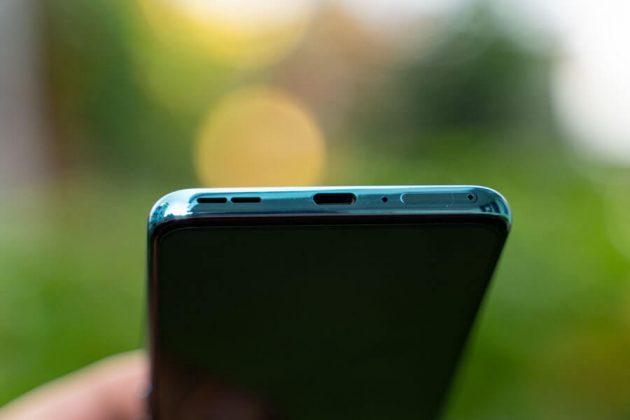 OnePlus Nord - Speaker, Type-C, SIM Tray