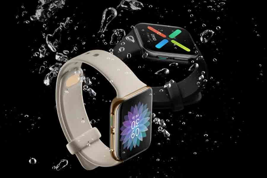 Oppo Watch Water resistance