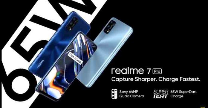 Realme 7 Pro unveiled Price Nepal availability launch features specs