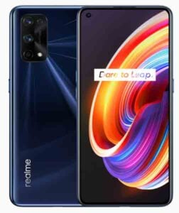 Realme X7 Pro design