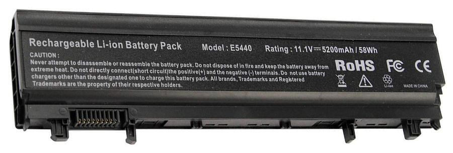Rechargeable Laptop Battery