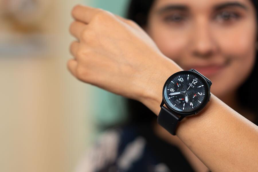Samsung Galaxy Watch Active 2 - Design