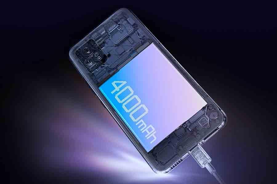 Vivo S7 5G battery