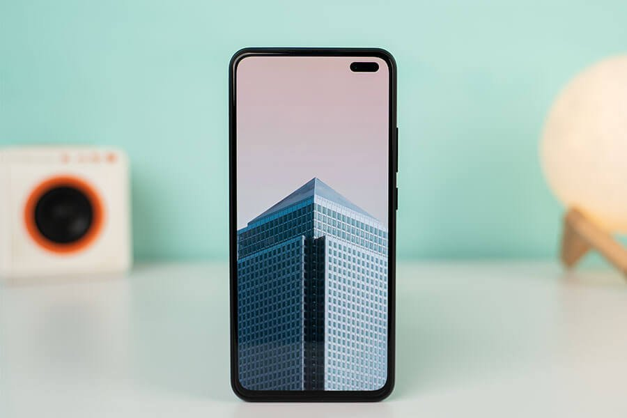Vivo V19 - Display [1]